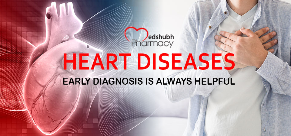 Heart Disease - Early Diagnosis Is Always Helpful , Lal path Lab Home Testing